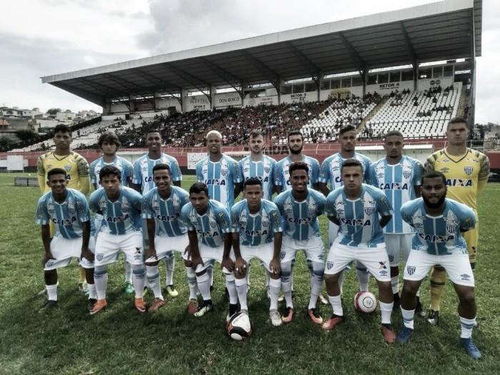 Avaí vence Paulista e garante primeiro lugar do grupo com 100% na Copa São Paulo
