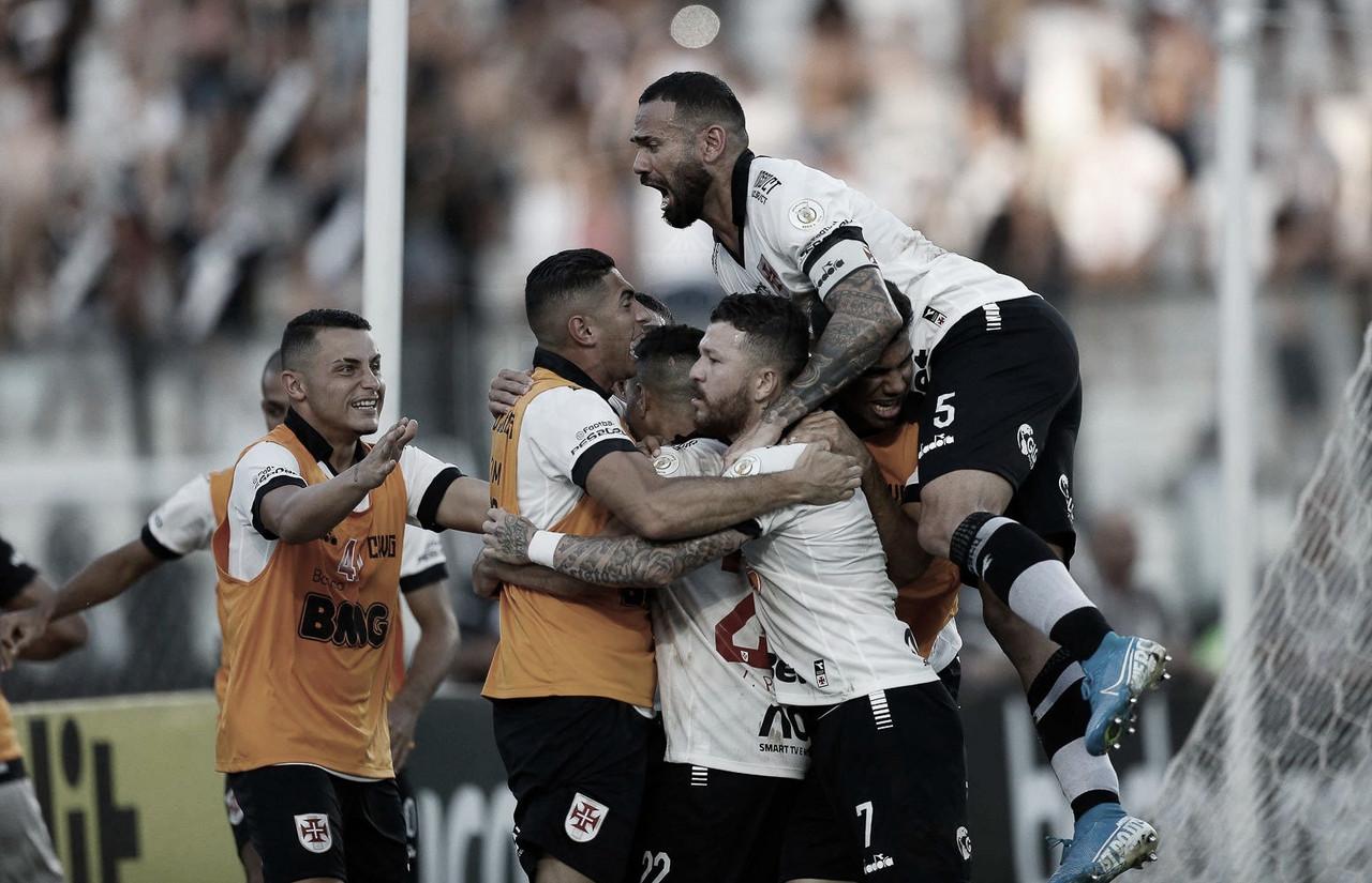 Com gol de pênalti, Vasco vence Fortaleza e abre seis pontos de distância ao Z-4