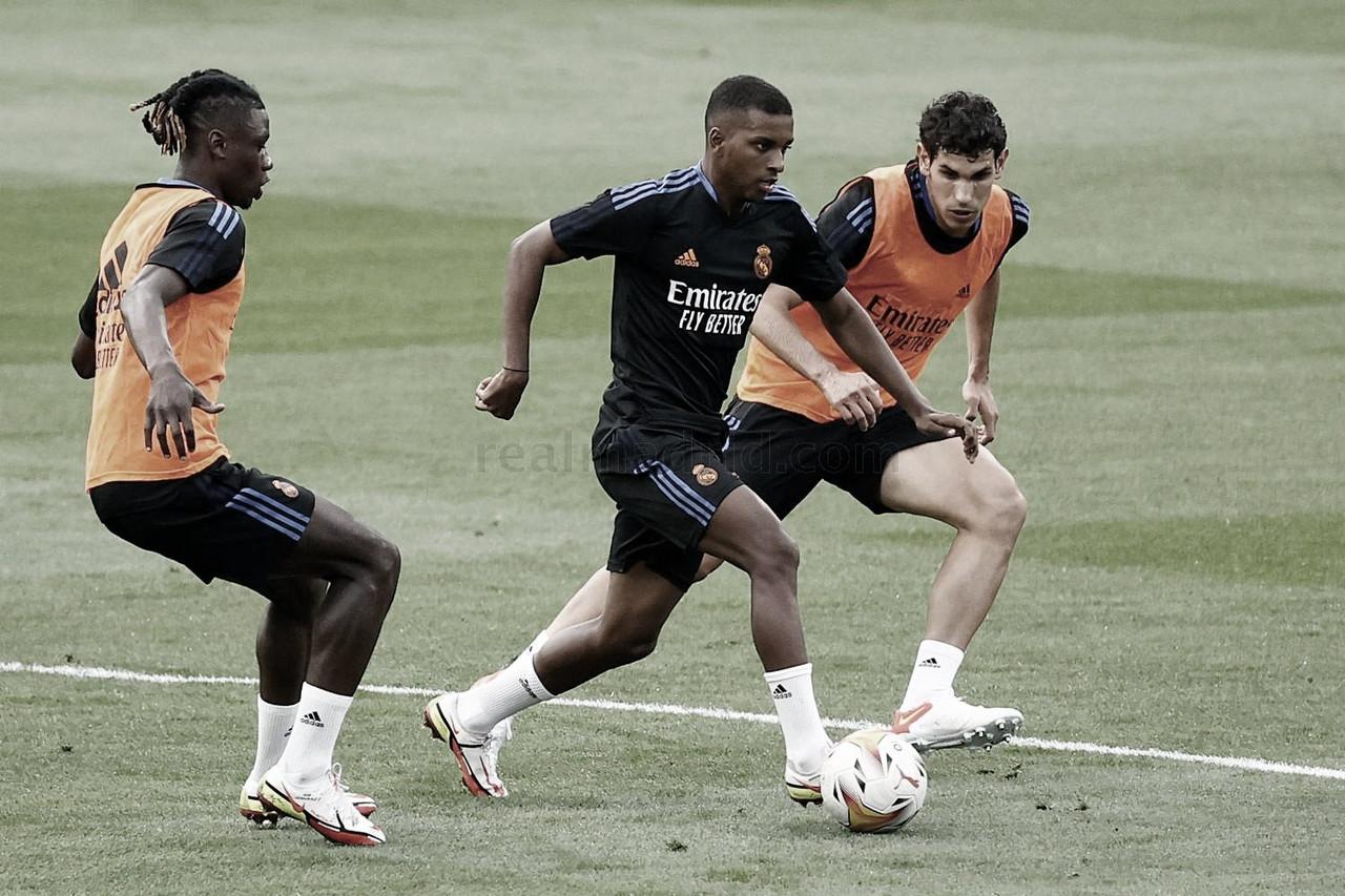Convocatoria Real Madrid para enfrentar al Celta de Vigo