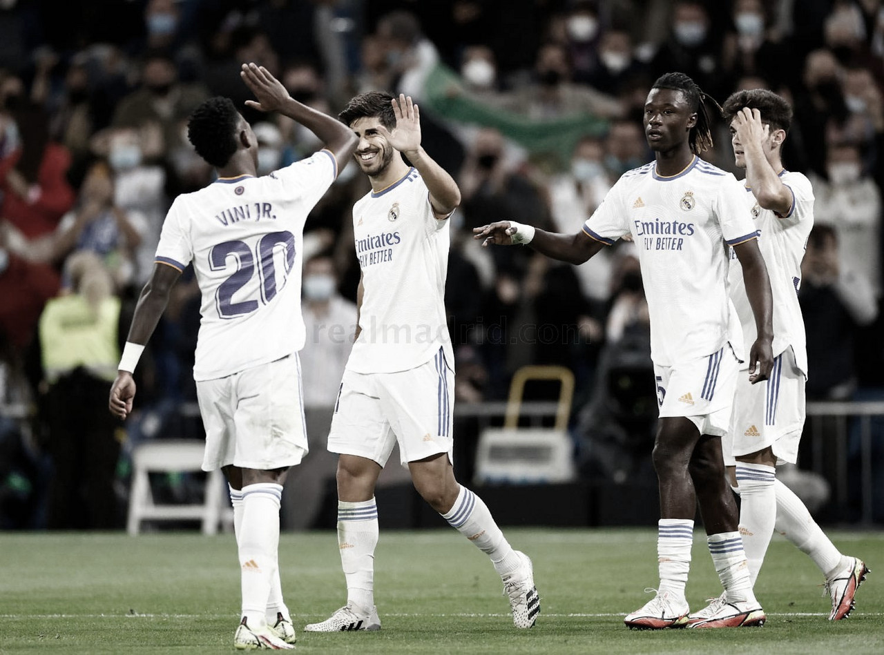 El mediocampo del Real Madrid se rejuvenece