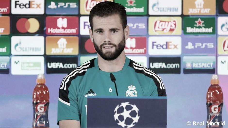 """Nacho: """"Hemos encajado muchos goles, pero seguimos sin perder""""."""