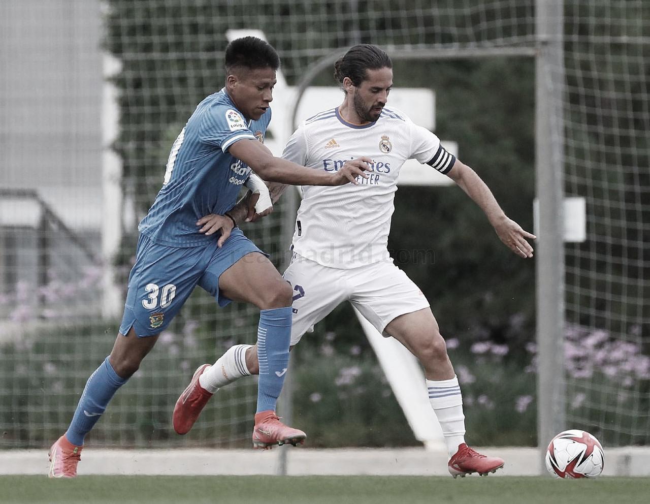 Isco quiere un puesto en este Real Madrid