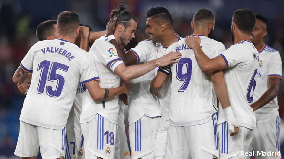 Resumen Real Madrid 5-2 Celta de Vigo en LaLiga 2021-2022