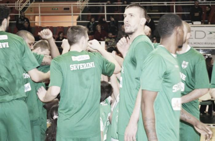 Basket, serie A: Ragland trascina Avellino, cade Capo d'Orlando (85-69)