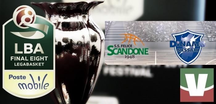 Postemobile Final Eight - Avellino vs Sassari, la presentazione