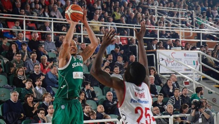 Basket, Serie A Beko: Avellino domina gara 2 contro Pistoia
