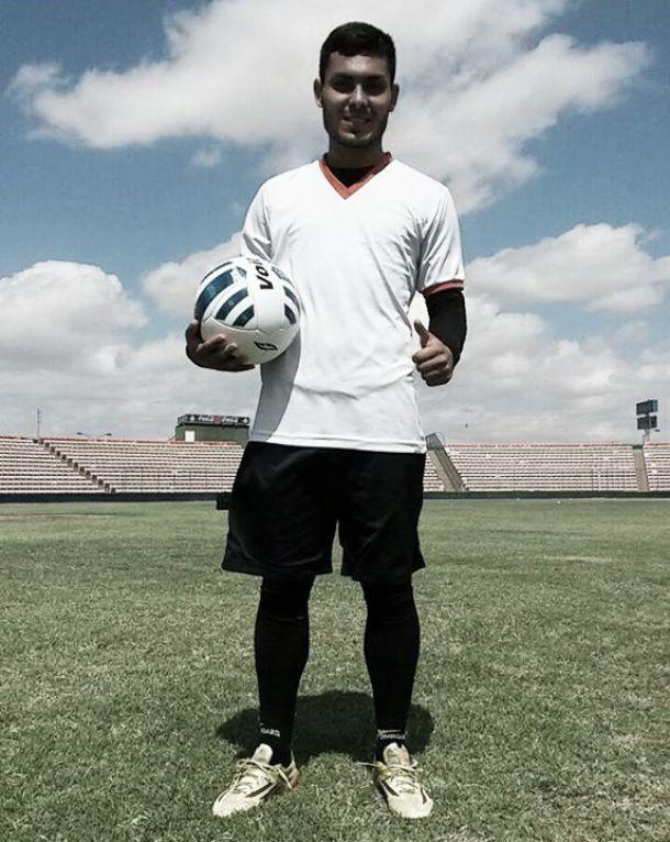 Jesús Avendaño, ilusionado por jugar en el Ascenso MX