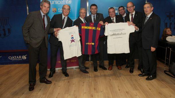 El Barça apoya el proyecto 'Avinguda Barcelona'