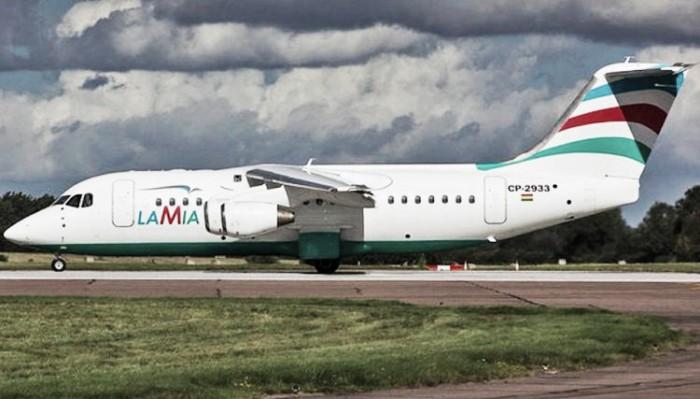Avião que transportava Chapecoense foi utilizado por seleções da Argentina e Bolívia