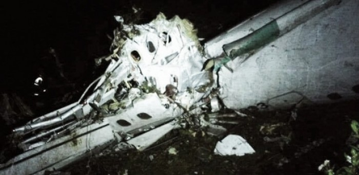 Outros desastres aéreos já envolveram times de futebol na América do Sul