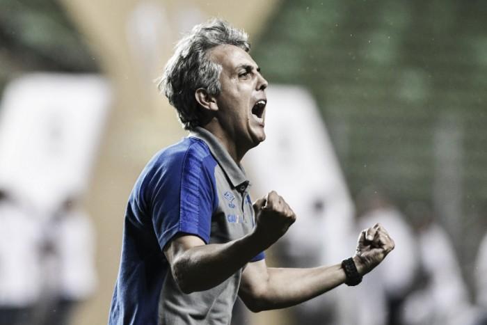 Emerson Ávila festeja título do Cruzeiro no Sub-20 e dá crédito aos jogadores e comissão técnica