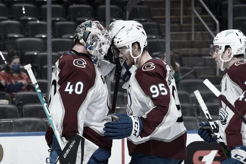 Colorado Avalanche se cita con los playoffs 2021