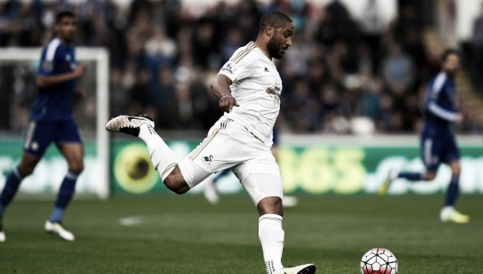 Report: Everton interested in Swansea's Ashley Williams