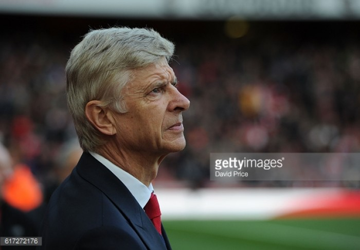 Wenger honoured in Arsenal AGM