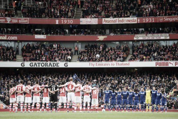 Arsenal e Chelsea doarão renda da Supercopa da Inglaterra para vítimas do incêndio em Londres
