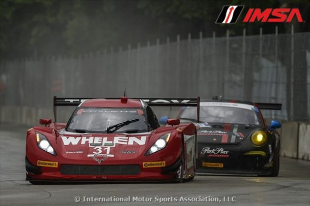 United SportsCar: Action Express No. 31 Victorious In Detroit
