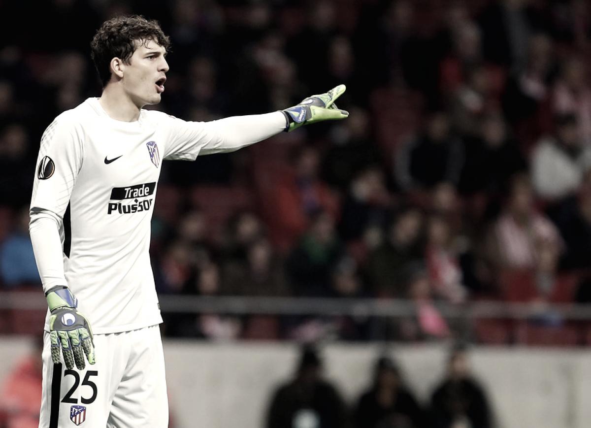 Axel Werner, nuevo jugador de la SD Huesca