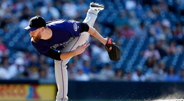 Oakland Athletics Agree To Deal With John Axford