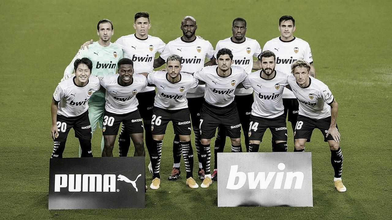 Análisis del rival: Valencia CF, reseteo con Gracia