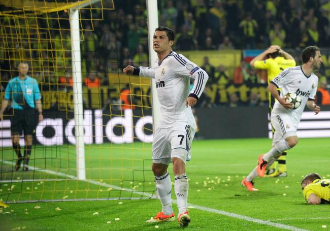Real Madrid - Borussia Dortmund: a eliminatória não está decidida