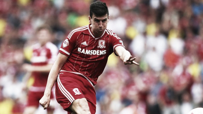 Boro's Ayala named among Player of the Season candidates