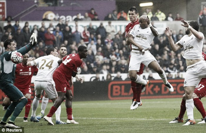Swansea City 3-1 Liverpool: Much changed Reds easily defeated in South Wales