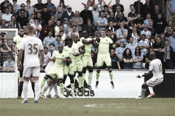 Swansea City 1-1 Manchester City: What we learned as Swansea rounded off their campaign