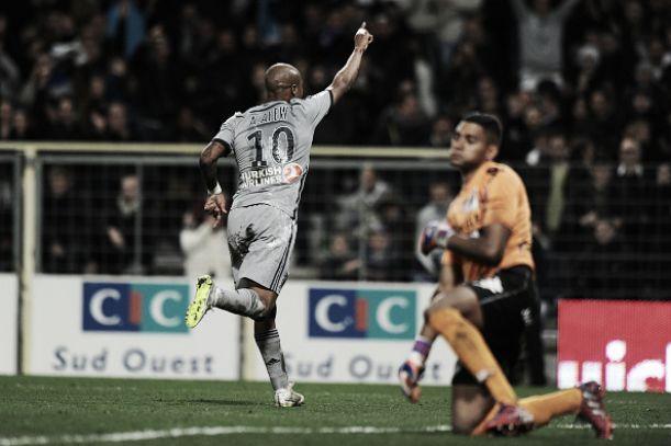 Olympique de Marseille goleia Toulouse e volta à vice liderança da Ligue 1