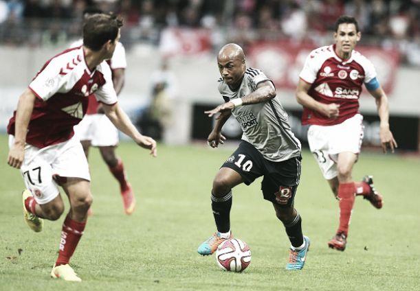 Olympique de Marseille recebe Stade de Reims em busca da liderança da Ligue 1