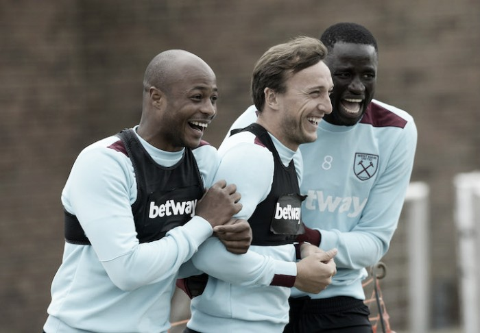 Andre Ayew: We want to start well