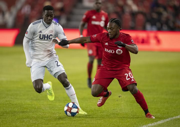 Akinola scores 750th goal in TFC history in 1-0 win over the Revs