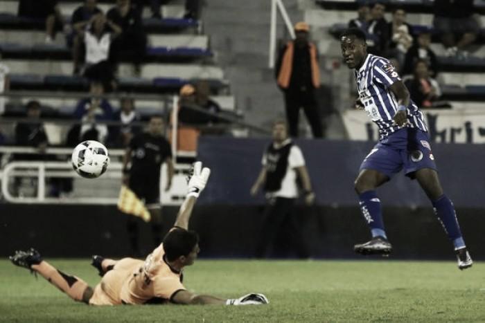Jaime Ayoví trajo los goles desde Ecuador