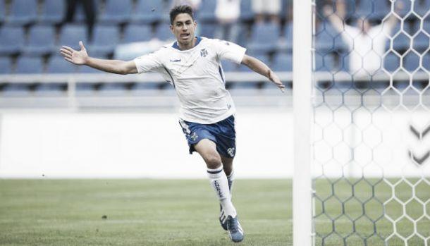 Ayoze Pérez: pieza clave en el futuro del CD Tenerife