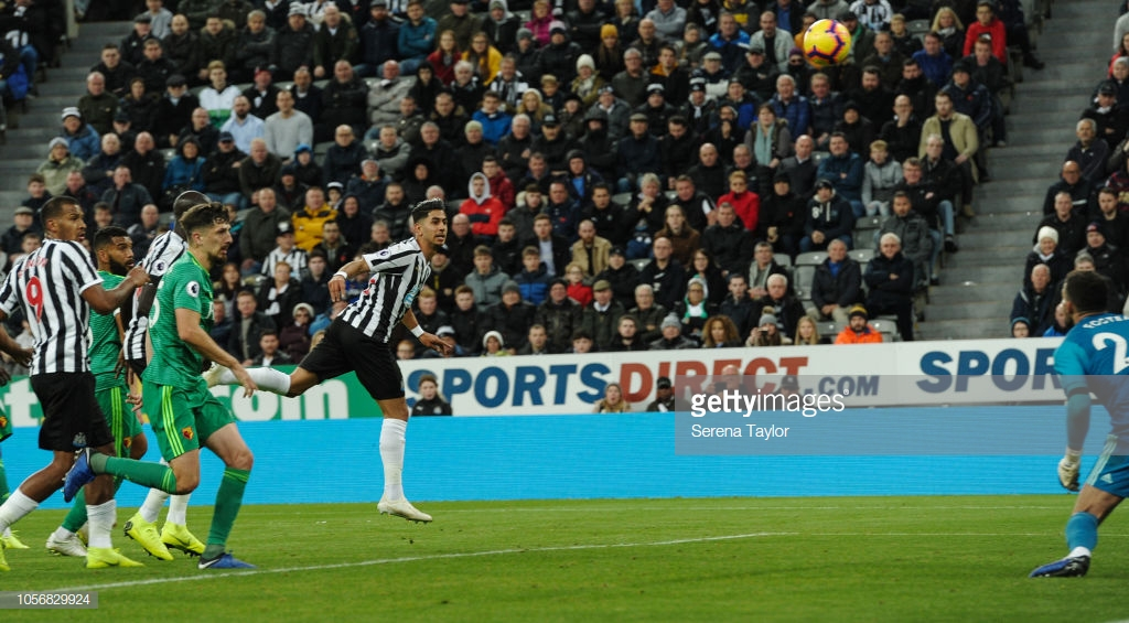 Ayoze Perez opens up about his struggles this season