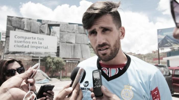 """Nicolás Ayr: """"Llego a una institución joven que ya es protagonista"""""""