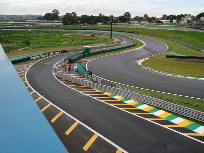 F1 - Interlagos: un thriller made in Brasile