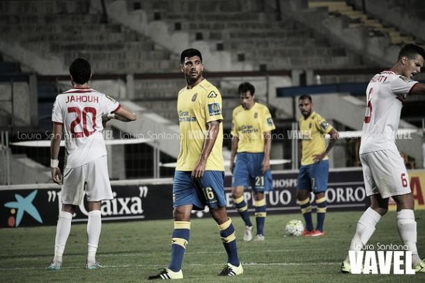 """Aythami: """"Si marco al Deportivo, lo celebraré sin problemas"""""""