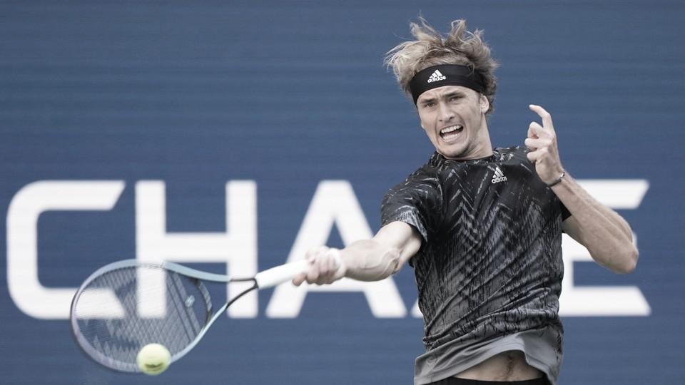 Sem problemas: Zverev atropela Ramos-Viñolas e avança à terceira rodada do US Open