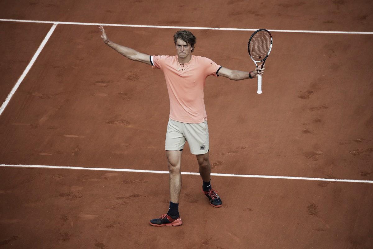 Roland Garros, buona la prima per Dimitrov e Zverev. Bene Nishikori e Berrettini