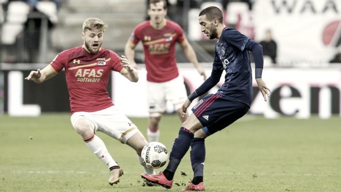 Resumen jornada 17 de la Eredivisie: el Ajax va en serio