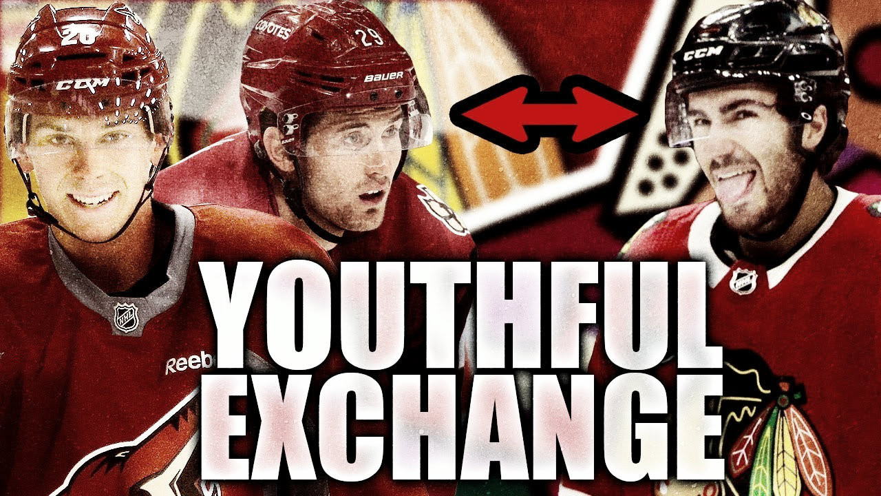Arizona Coyotes/Chicago Blackhawks latest trade analysis