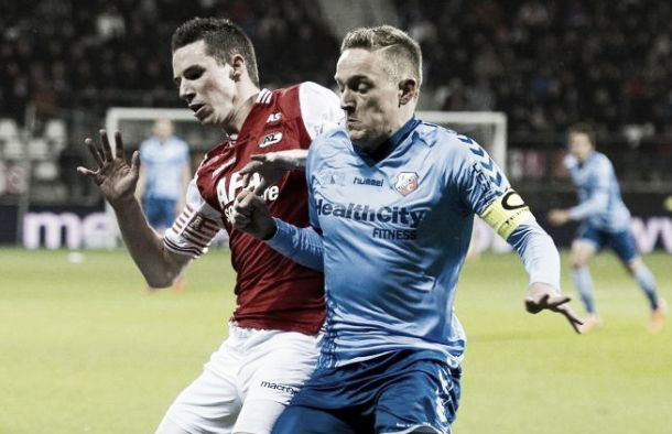 Pela Eredivisie, AZ e Utrecht ficam no empate em Alkmaar