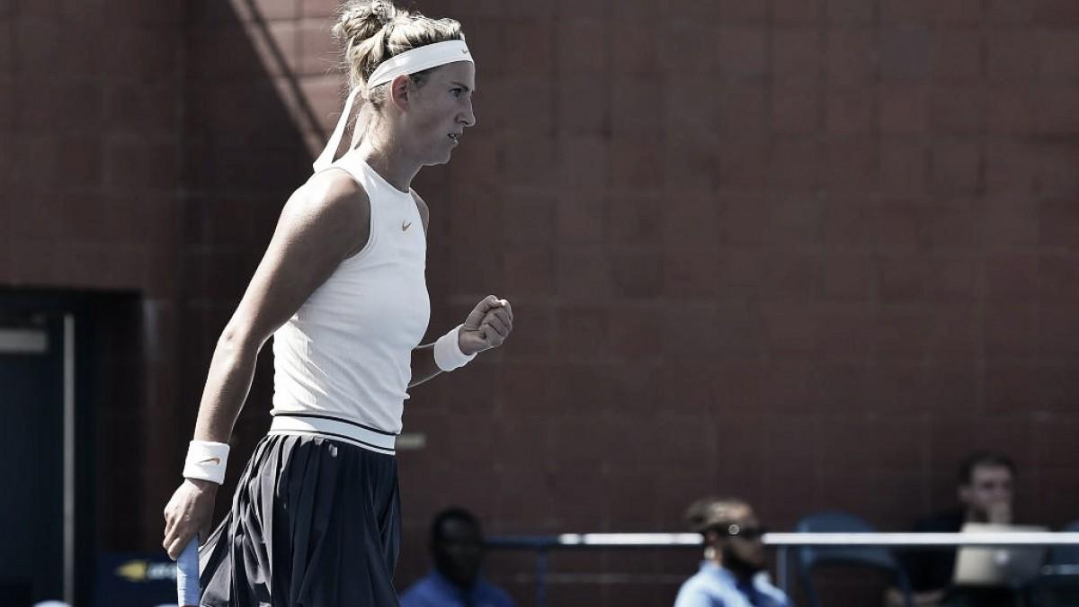 Azarenka domina Gavrilova e segue no US Open