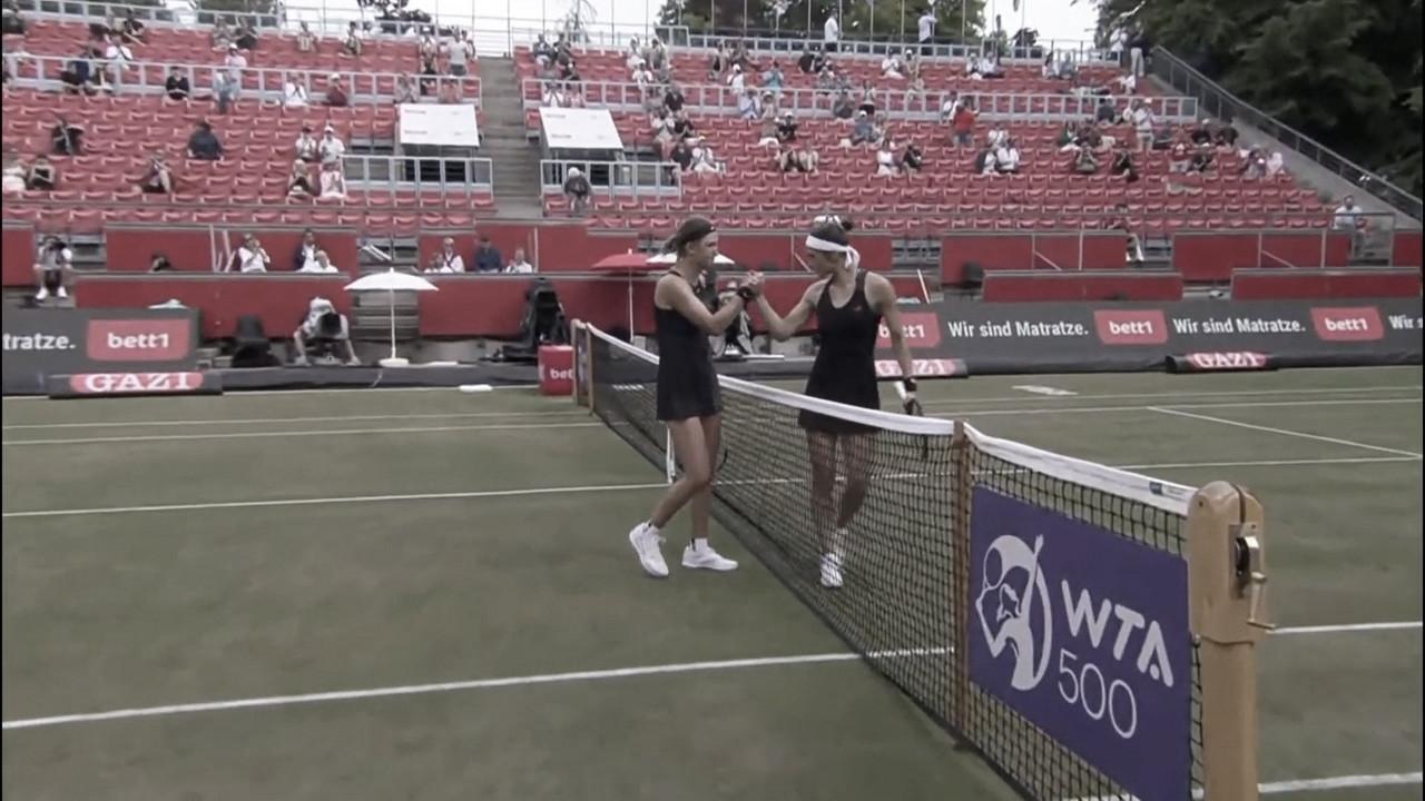 Azarenka vence duelo equilibrado com Petkovic e supera estreia em Berlim