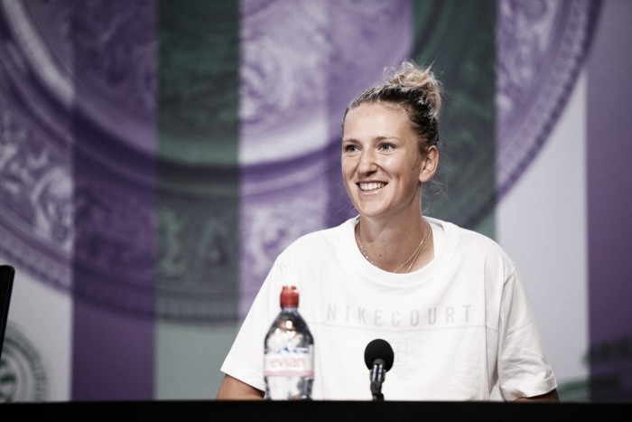"""Victoria Azarenka: """"I love coming here, it's a special event"""""""