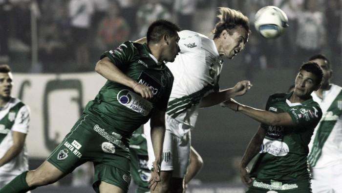 Resultado Banfield 0-0 Sarmiento en Torneo de Transición 2016