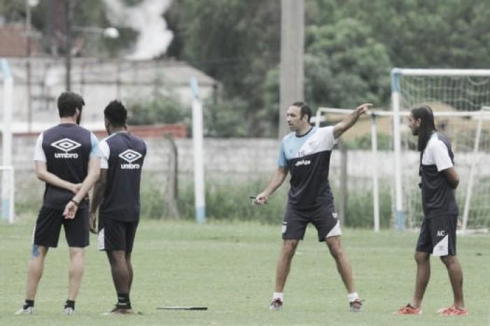Atlético Tucumán vuelve a los entrenamientos pensando en Huracán