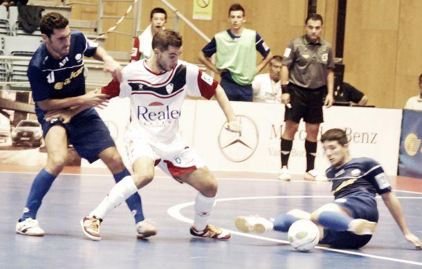 Azkar Lugo - Santiago Futsal: clásico gallego para estrenar segunda vuelta