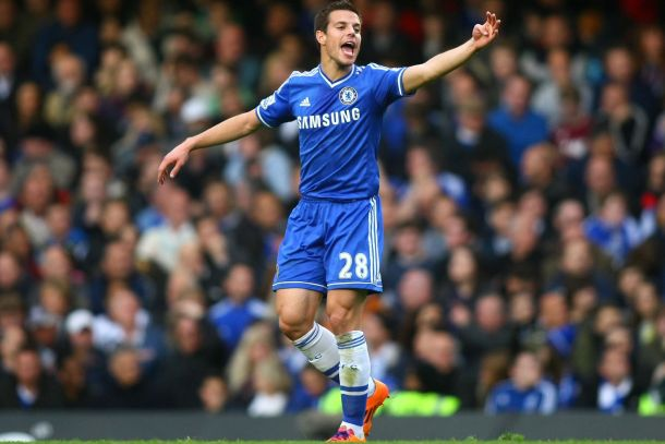 Cesar Azpilicueta Signs New 5 year Deal with Chelsea FC