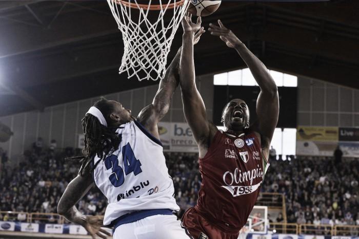 Risultato finale EA7 Milano - Germani Basket Brescia in diretta, Lega Basket serie A 2016/17 LIVE (93-79): L'Olimpia vince contro la Leonessa